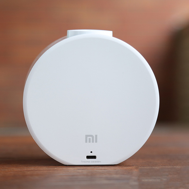 Xiaomi Mi Alarm Clock - Bluetooth 4.1, One Key Operation, 5W, 2600mAh Battery, 10m Bluetooth Range