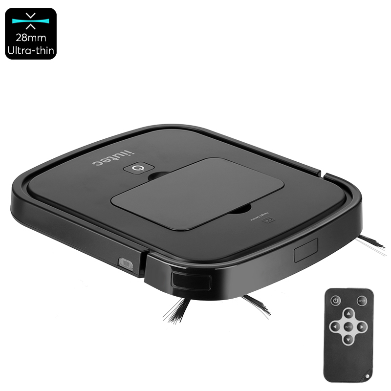iiutec R-Cruiser Robotic Vacuum Cleaner