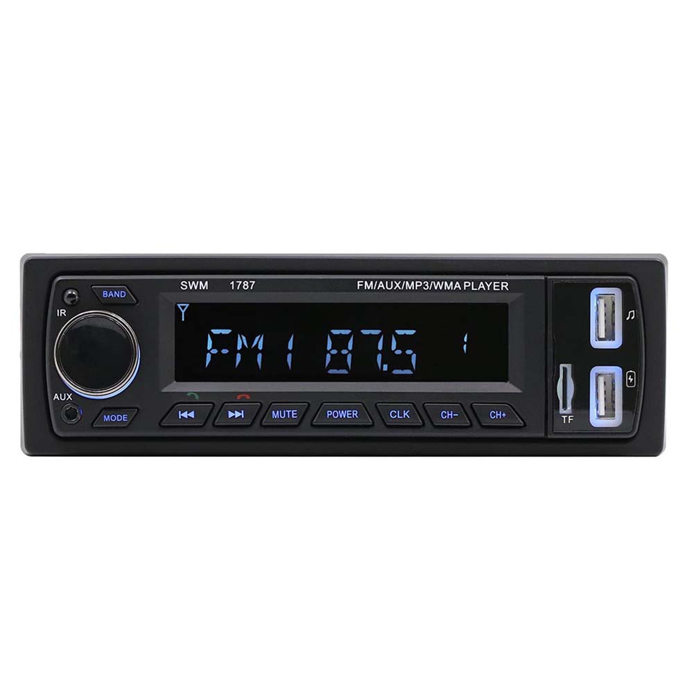 Wholesale Black Bluetooth Vintage Car Radio Mp3 From China: Wholesale Classic Car In-Dash FM MP3 Radio Player From China
