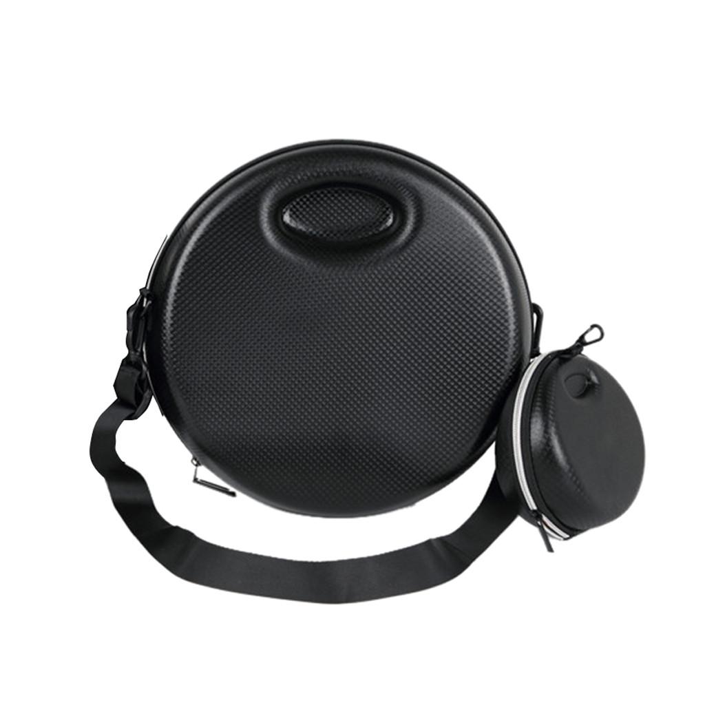 Travel Bag for Harmon Kardon Onyx Studio5 Bluetooth Speaker EVA Storage Bag Shockproof Case Carrying Bag Shoulder Bag black