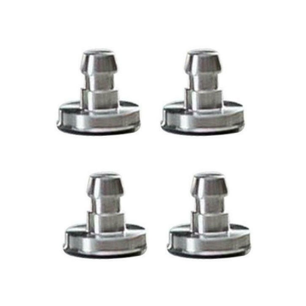 Stainless Steel Can Opener Blade Accessaries for Kitchen Bar Corrosion Resistant Spare 4 pcs