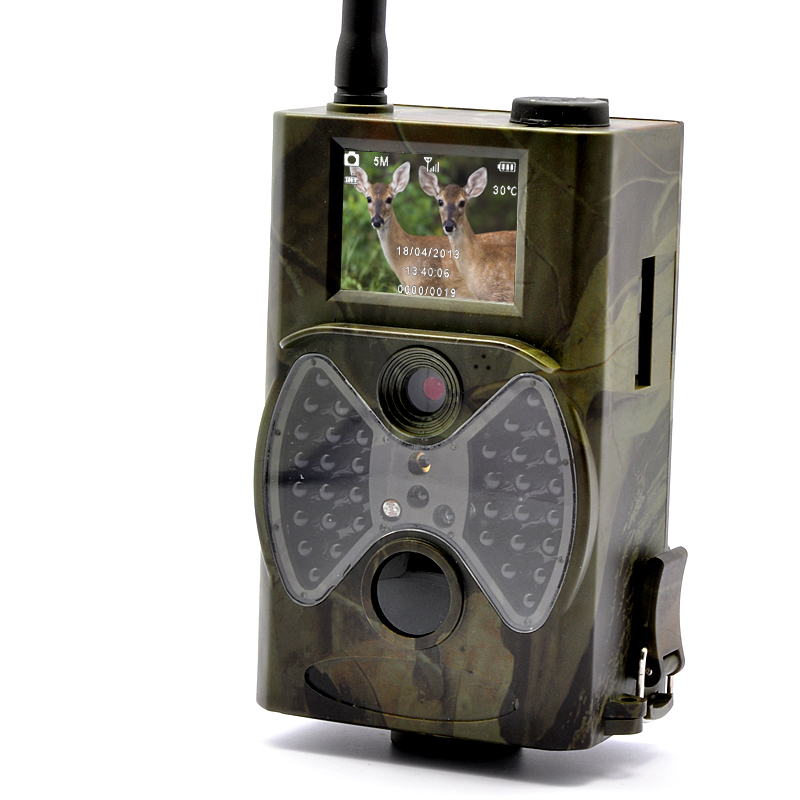 1080p GSM Hunting Camera w/ PIR - Wildview