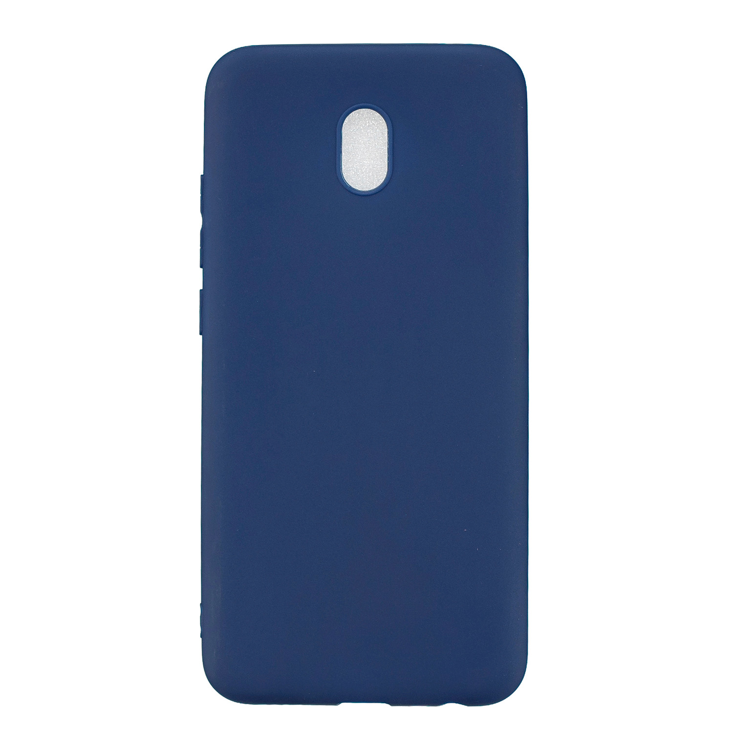For Redmi 8 8A note 8T TPU Back Cover Soft Candy Color Frosted Surface Shockproof TPU Mobile Phone Protective Case 7