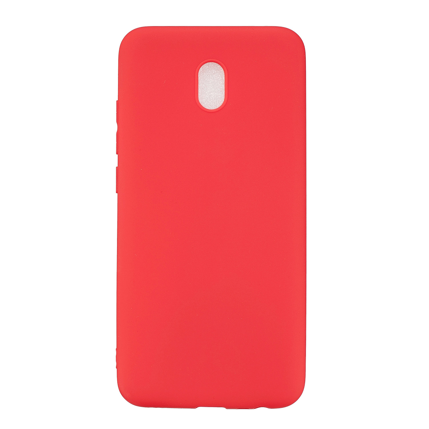 For Redmi 8 8A note 8T TPU Back Cover Soft Candy Color Frosted Surface Shockproof TPU Mobile Phone Protective Case 4