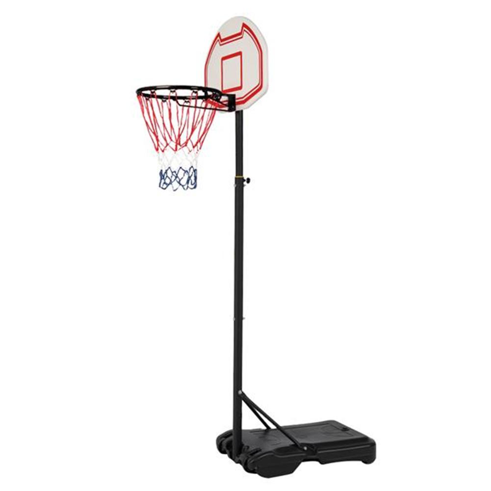 [US Direct] Basketball  Stand LX-B03 Portable Basketball Hoop For Portable And Removable