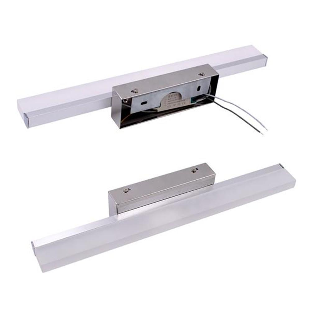 [US Direct] 16w Bathroom Light Bar Vanity Light For Bathroom Lighting White Light 120cm white