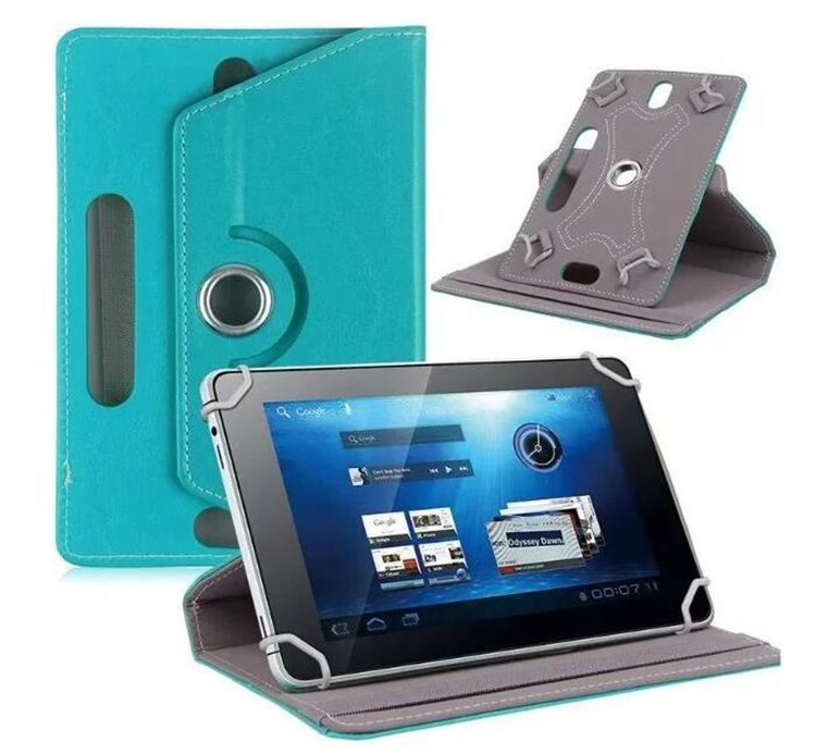 Tablet Protection Case  Sky Blue 10 inch