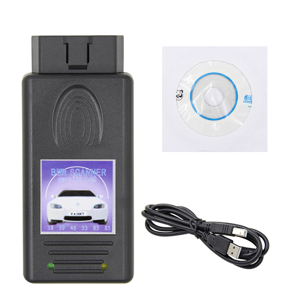 Scanner 1.4/1.4.0 Automobile Fault Diagnosis Detector for BMW As shown