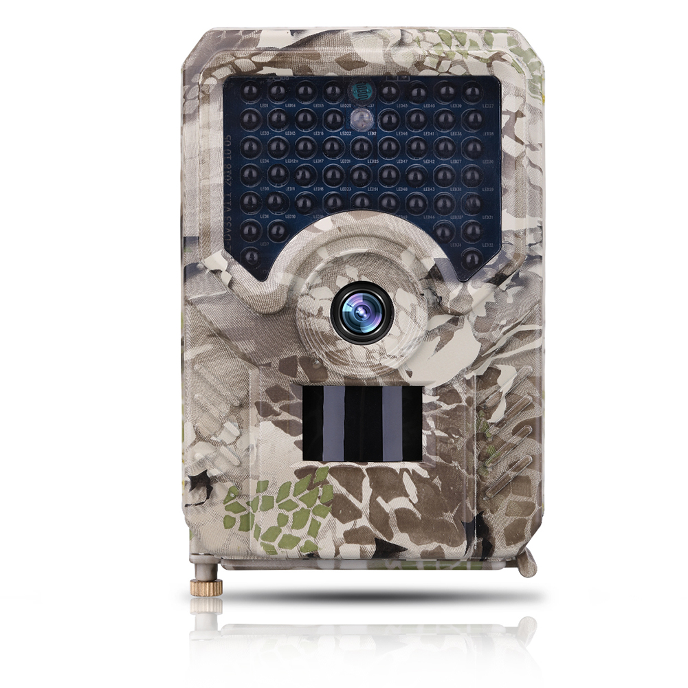 PR200 Trail Camera 12MP 49pcs 940nm IR LED Camera IP56 Waterproof  Night Vision Photo Wildlife Camera PR200