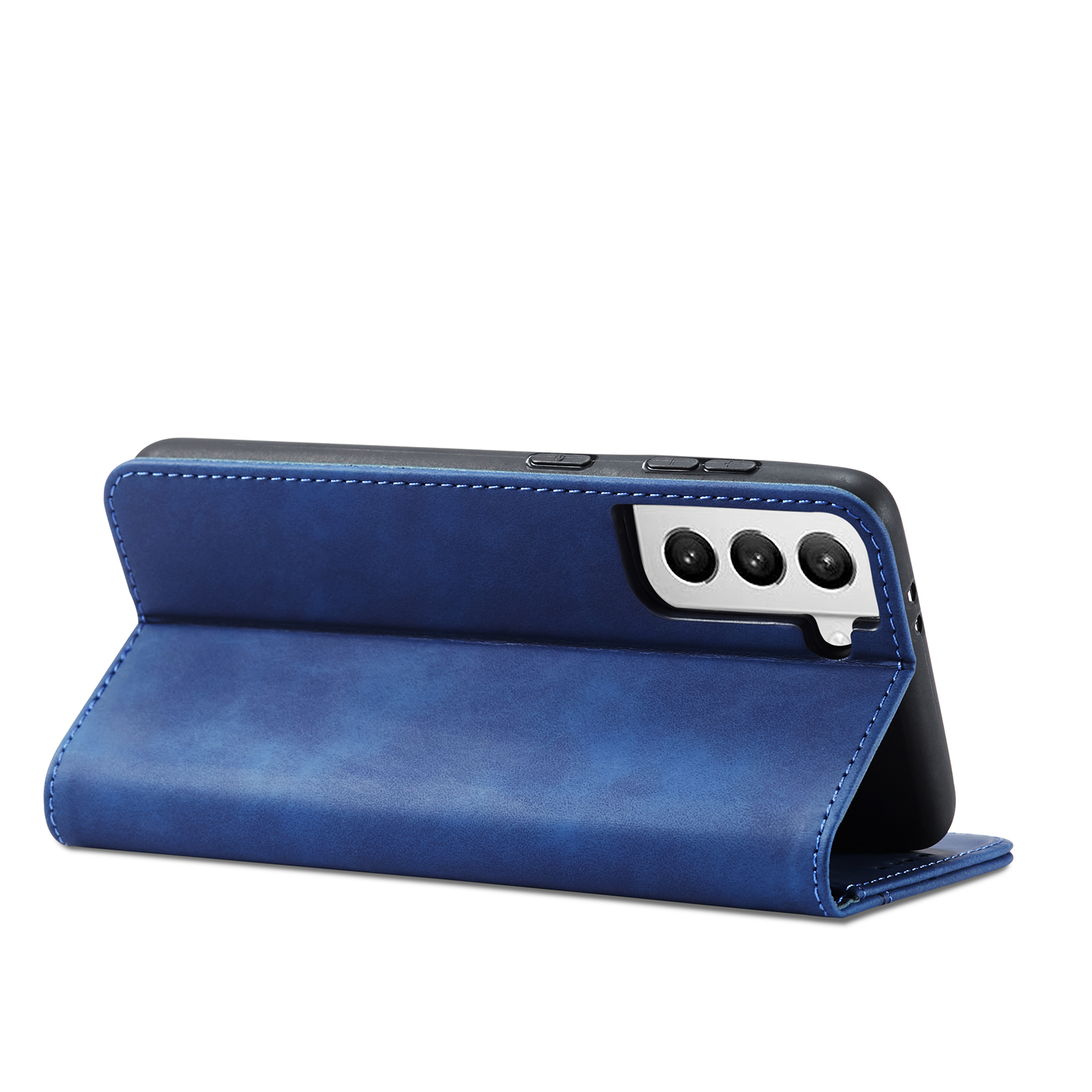 Mobile Phone Case For Samsung S30 Flip Phone Case Protective Case Cover Blue