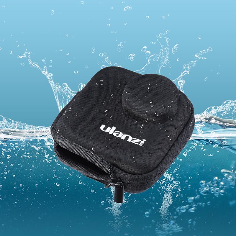 Portable Camera Storage Bag Protective Shell for GM-1 GoPro Max 360 Action Camera black