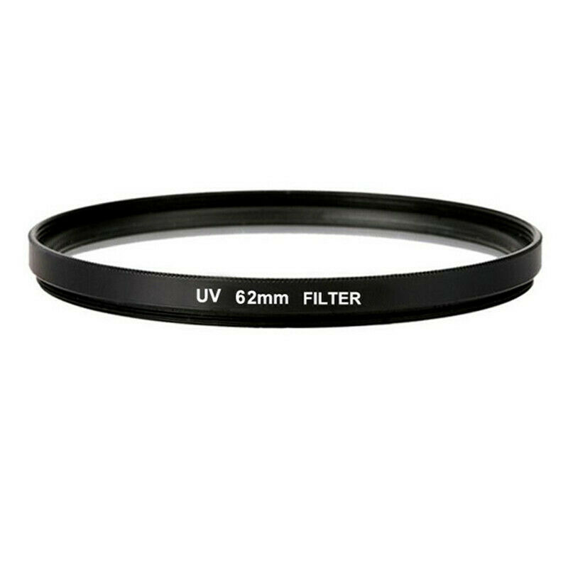 UV Slim Lens Filter 55mm 58mm 62mm 67mm 72mm 77mm Filters Protector for Canon Nikon Sony DSLR 67mm