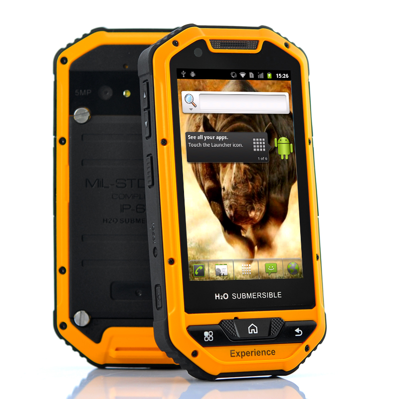 Wholesale Android Phone Rugged 3 5 Inch Phone From China
