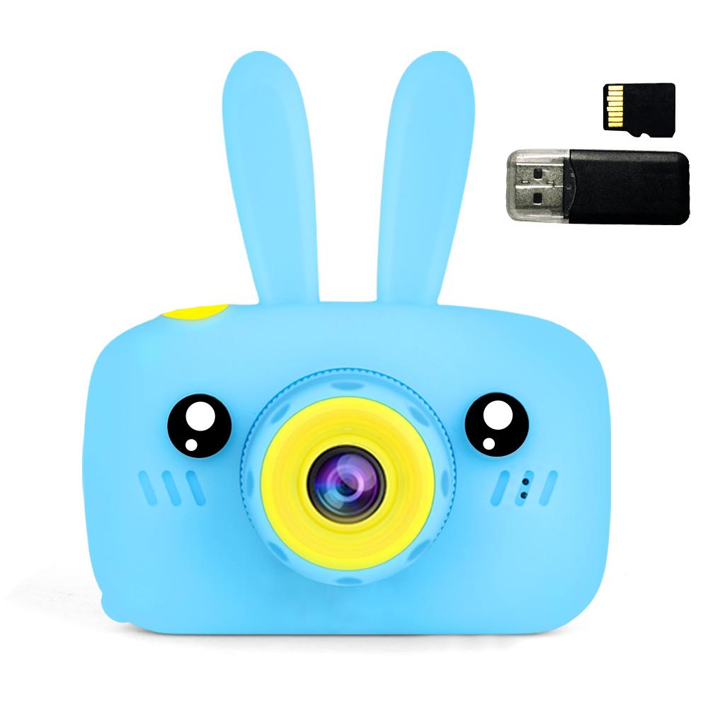Children HD Digital Camera X1 Cartoon Camera Portable SLR Toy Gift