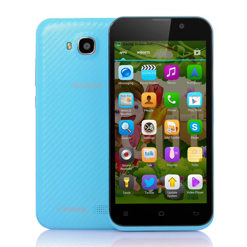 ZOPO ZP700 4.7 Inch Android IPS Phone (Bl)