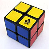 [US Direct] Oostifun GuoBing WitTwo Type C 2x2x2 Cube Puzzle Toy(Black)