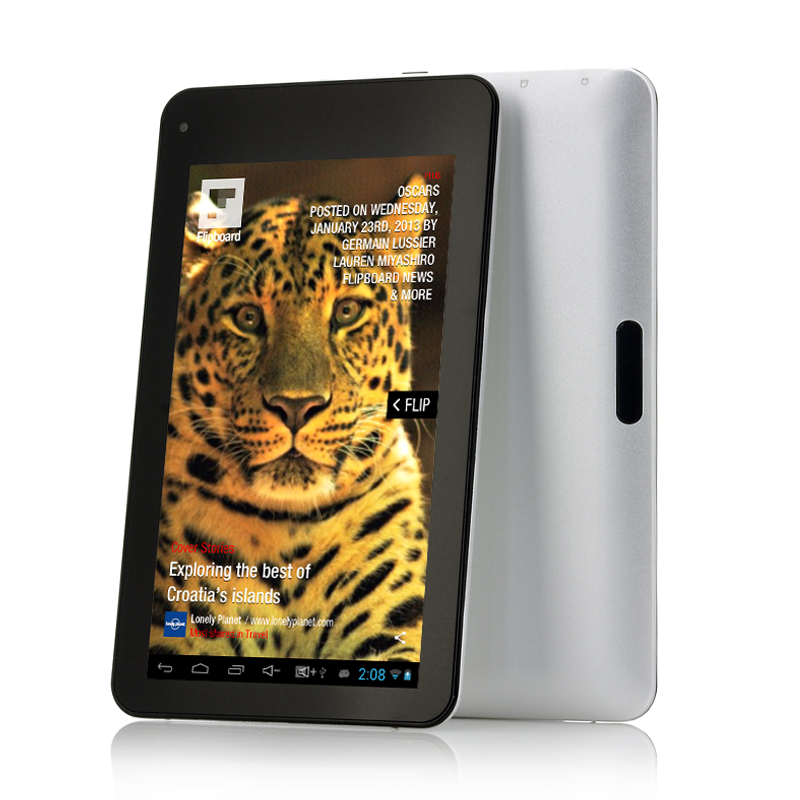 Android 4.1 Dual Core Tablet PC - Leopard