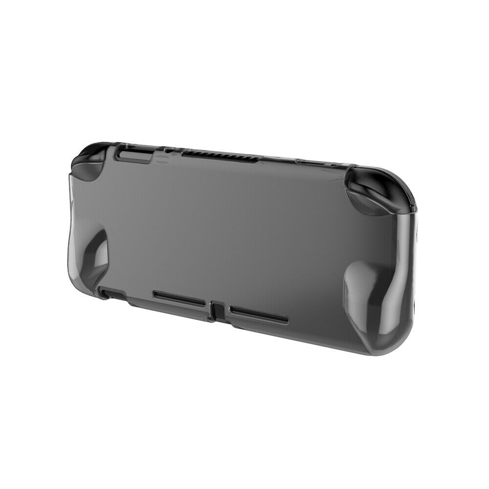 For Nintend Switch Lite Soft Case Cover Shockproof Protective Grip black
