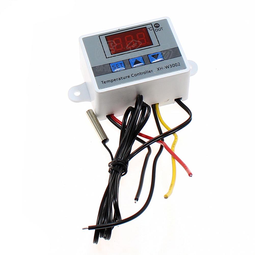 1 Set  XH-W3002 Microcomputer Digital Temperature  Controller Thermostat Intelligent Tmperature Control Switch