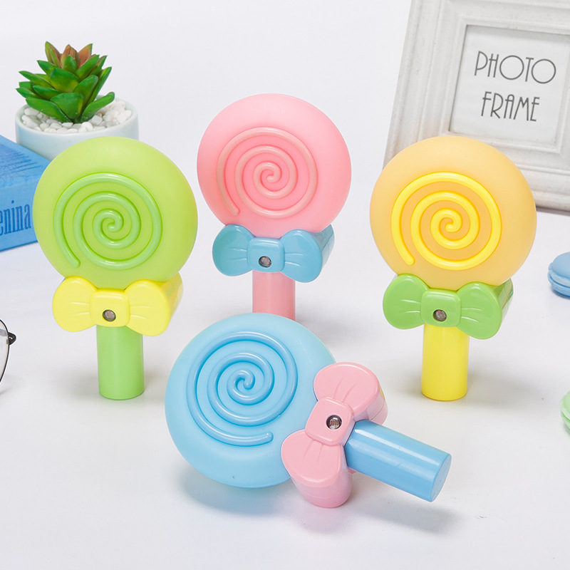 Lollipop Shape Intelligent Light Control Night Light US Regulation 100-240V