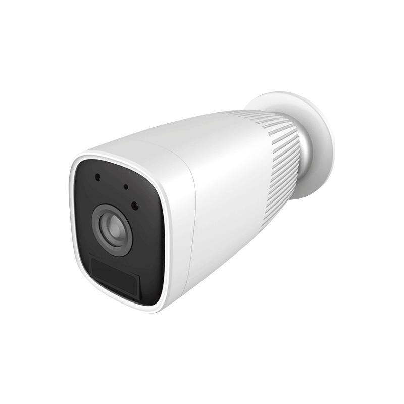 Surveillance Camera Low Power Long Standby Home Wireless Mobile Phone Remote Monitoring white