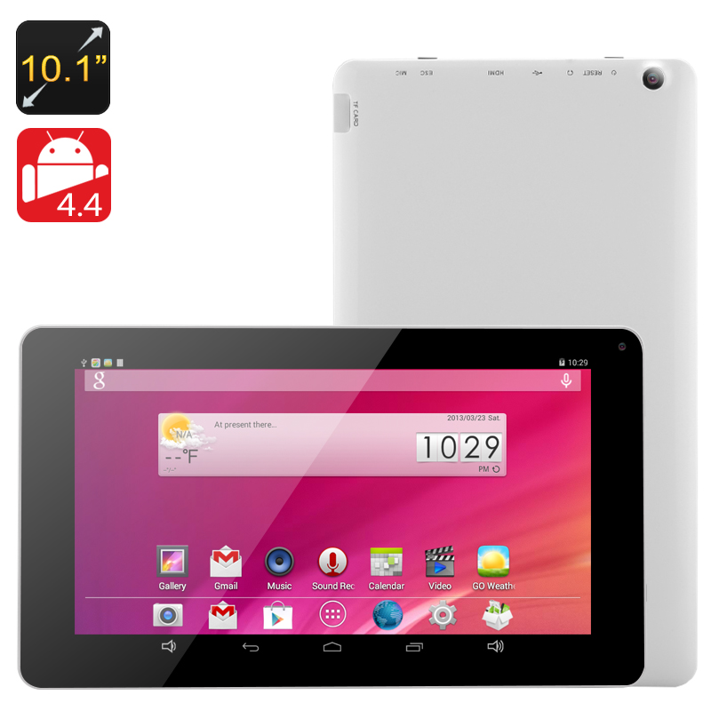 10.1 Inch Android 4.4 Tablet