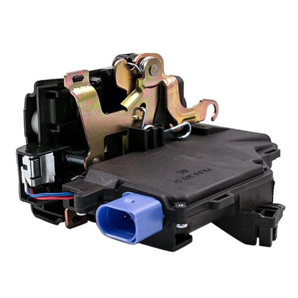 Rear Right Door Lock Actuator Central Mechanism for MK5  03-09 3D9839016A 3D4839016A 3D4839016 black