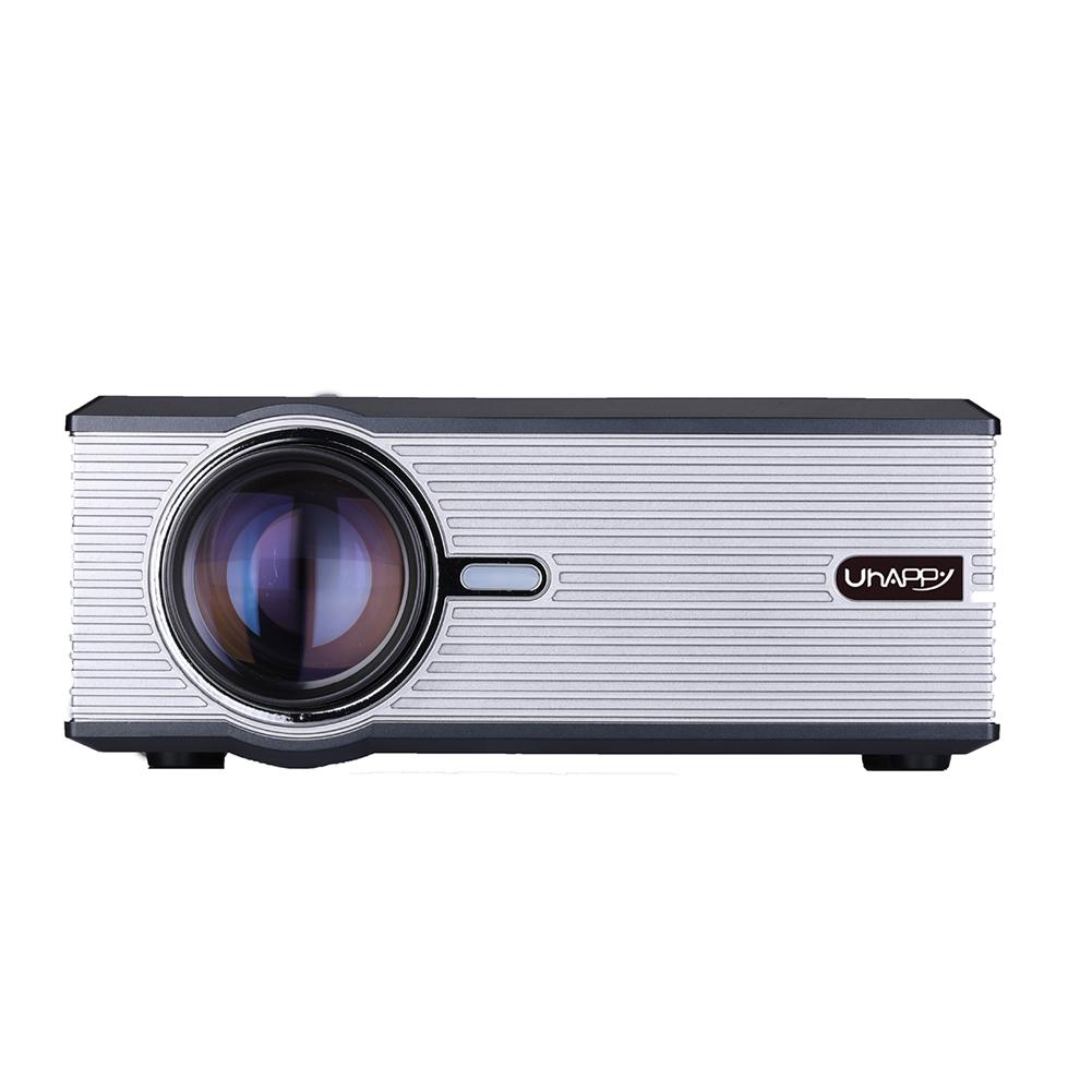 U88 Mini Projector Portable Home Theater Entertainment Supports 1080P HD VGA/USB/SD/HDMI/Audio/AV/TV black_Australian regulations