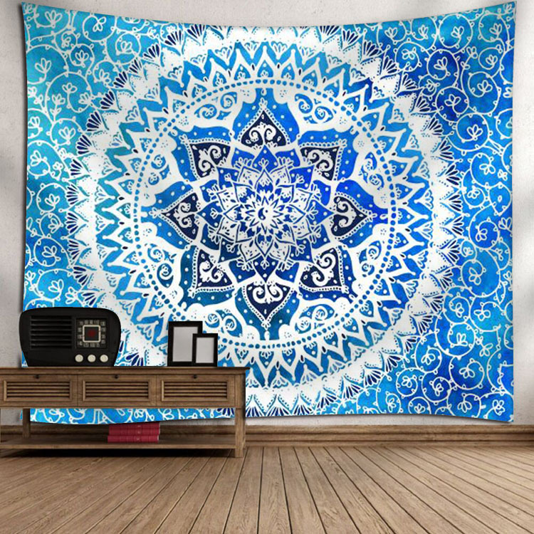 Fashion Bohemian Tapestries Wall Hanging Tapestry Wall Hanging Indian Dorm Home Decor 1_150*130
