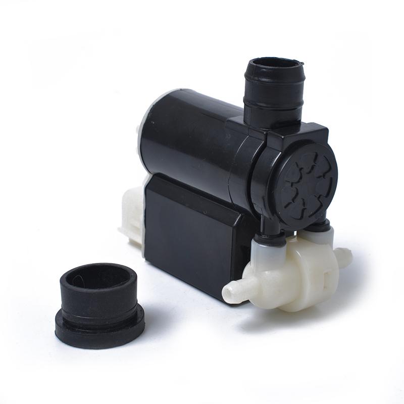Windshield Washer Pump for Hyundai Kia 98510-2C100 black_A0727