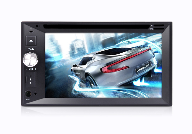 2 DIN Android Car DVD Player
