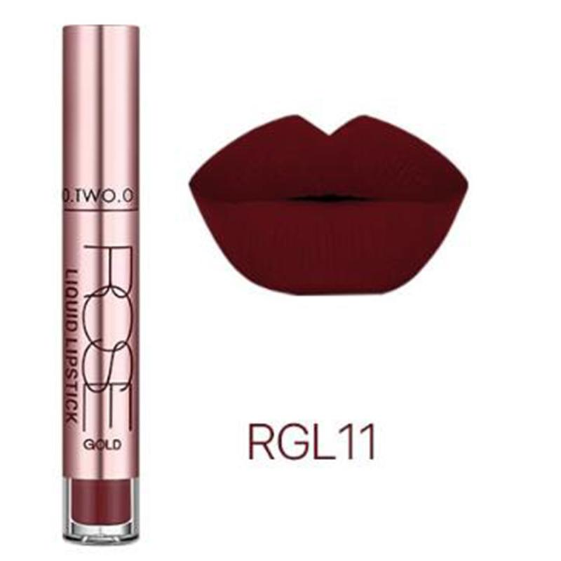 Lipstick Matte Nonstick Cup Long Lasting Liquid Lip Gloss