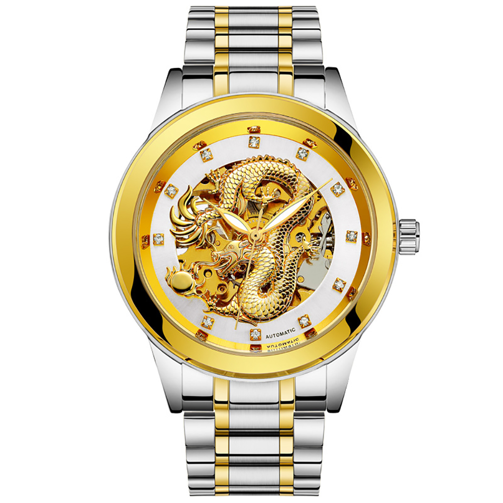 Men Automatic Mechanical Watches