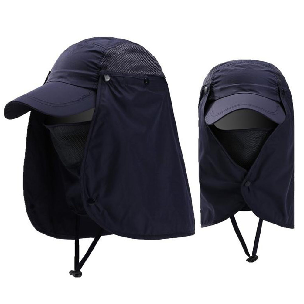 Sun Protection Quick-drying Sun-shade Fashionable Hat Outdoor Mountaineering Riding Hat