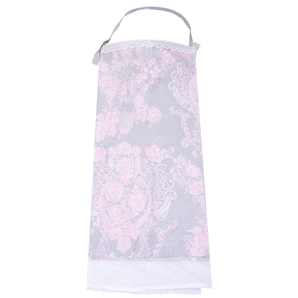 Multifunctional Breastfeeding Towel Stroller Block the Gauze Towel and Light Proof Nursing Shawl 6 _free size