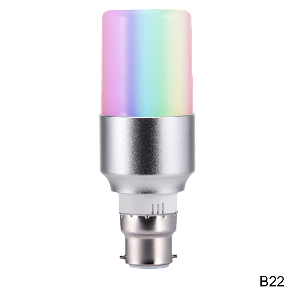 LED Wifi Light Bulb RGB+White light B22