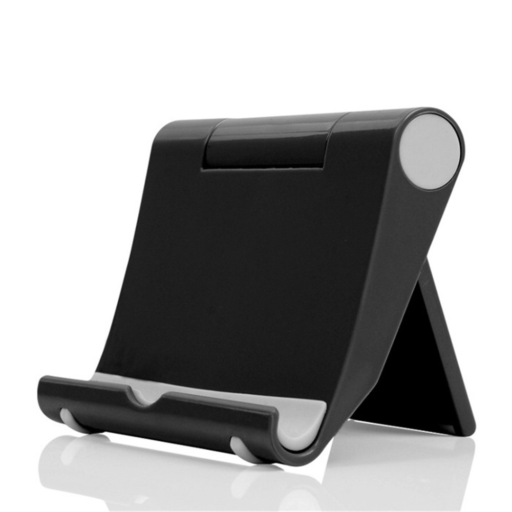 Mobile Phone Tablet Stand Holder Black