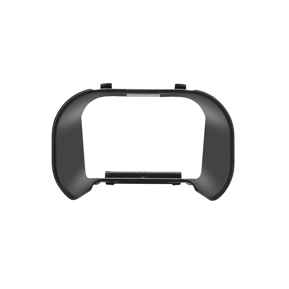 Black Quick Release Lens Hood ABS for DJI Mavic Mini Camera Accessories black