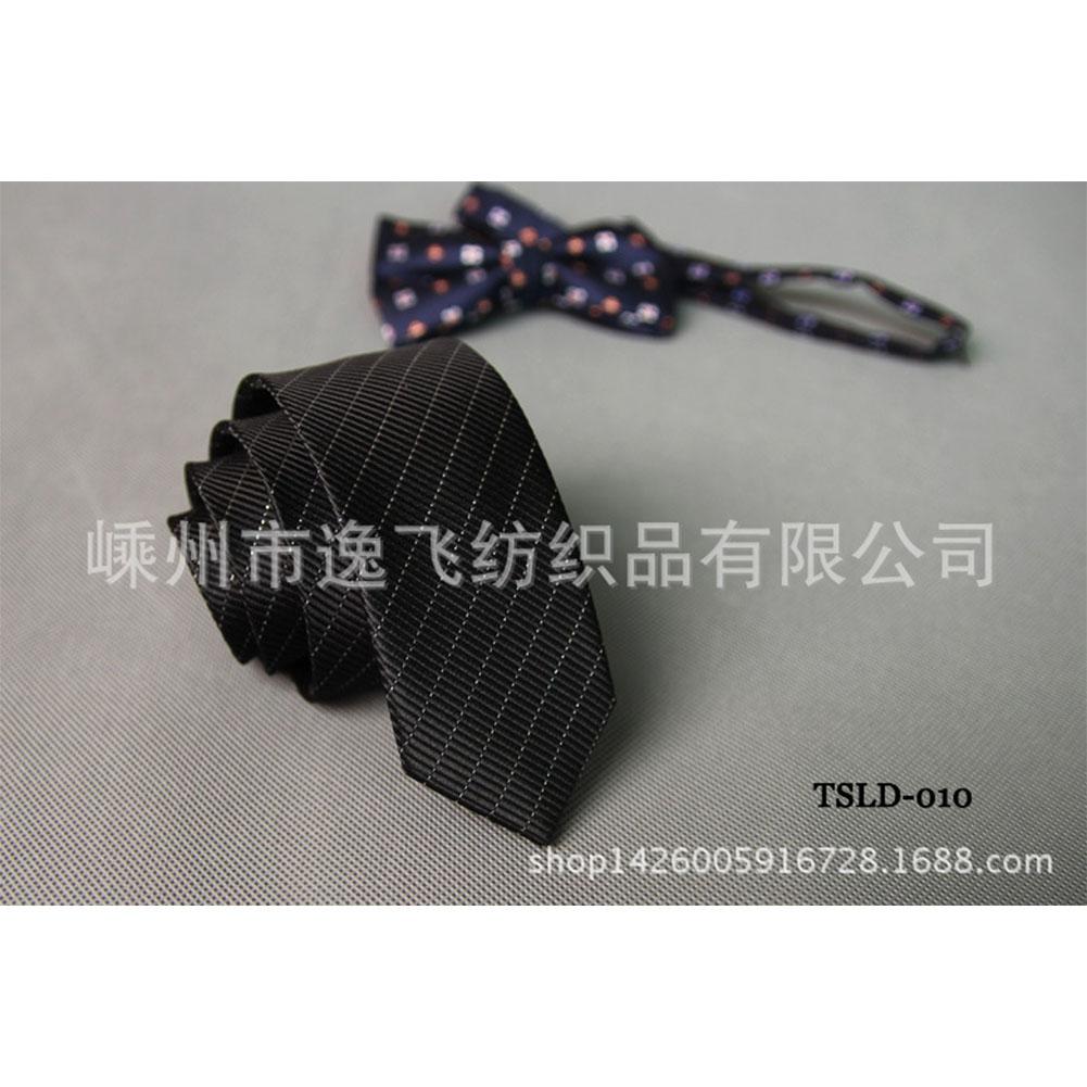 5cm Skinny Tie Classic Silk Solid Dot Narrow Slim Necktie Accessories Wedding Banquet Host Photo TSLD-010