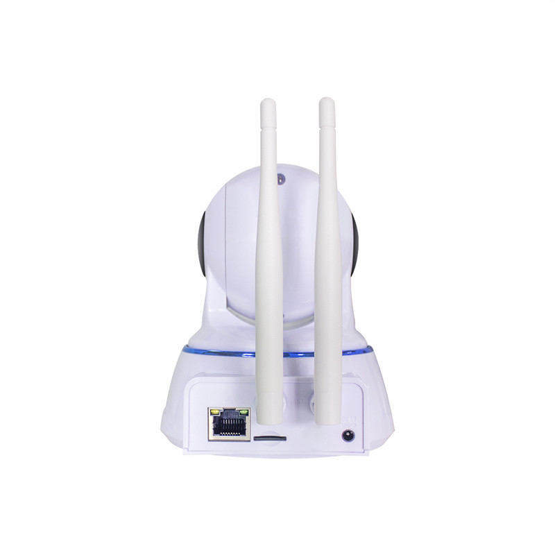 ESCAM QF003 WiFi IP Camera - HD 1080P, IR-Cut, Motion Detection, Pan/Tilt, Dual Antenna, Two Way Talk,