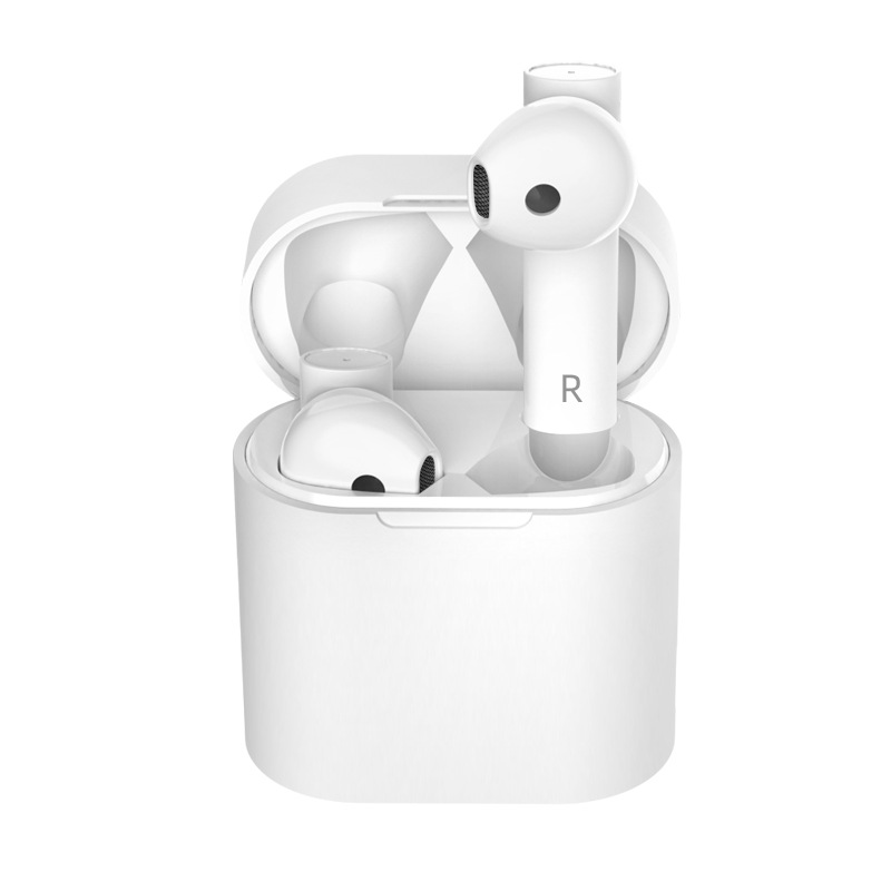 Mir6 Wireless Headset Bluetooth 5.0 Sports Stereo In Ear Earphone IP4 Waterproof with Charging Box Mir6
