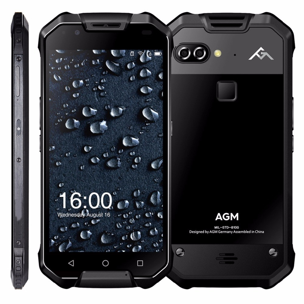 Business Edition AGM X2 SE Android 7.1 Mobile