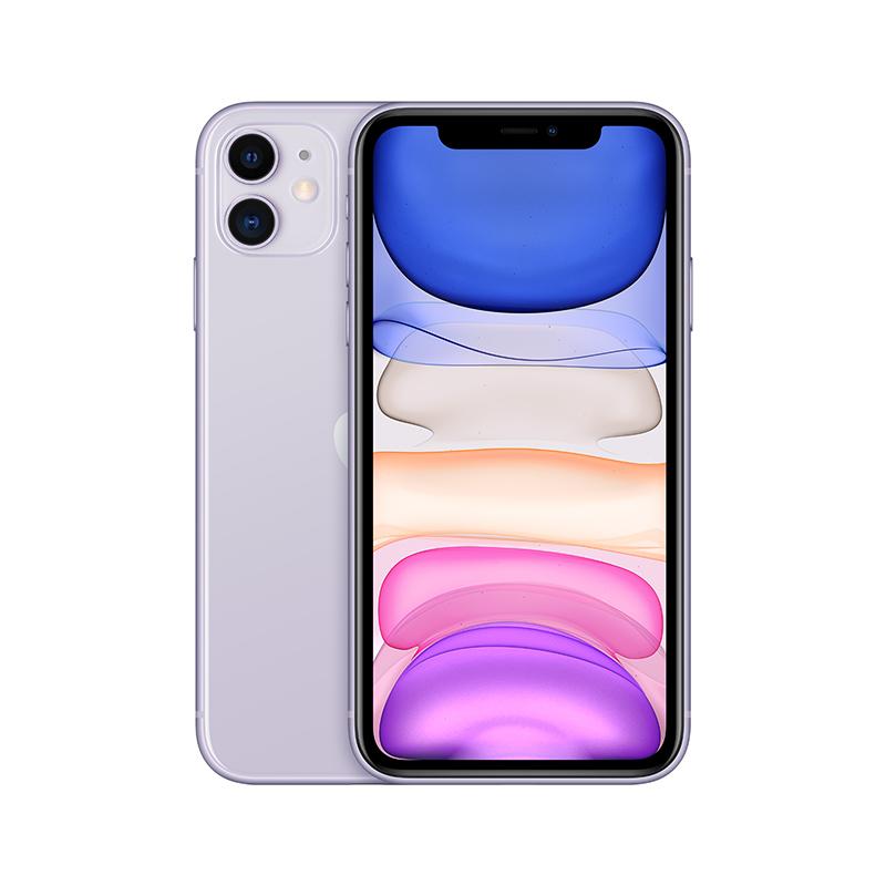 Apple iPhone 11 128G LTE 4G Smartphone Purple
