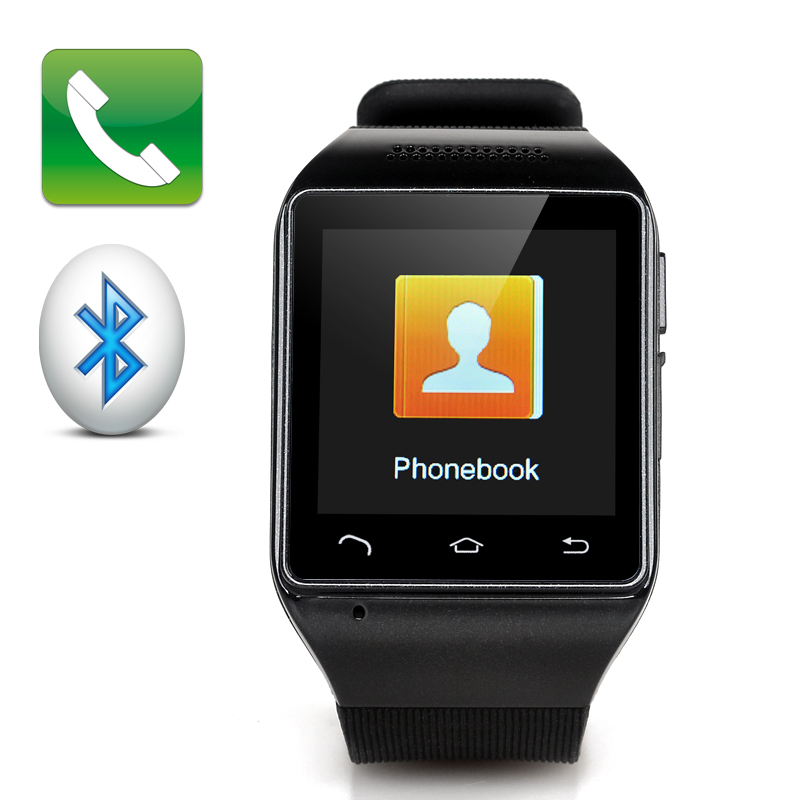 Wholesale touch screen watch phone bluetooth watch phone for Telephone portable a touches