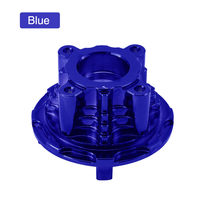 Racing Motorcycle Spare Part Sprocket Seat For Yamaha LC135 CNC Motor Accessories blue