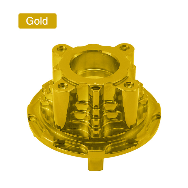 Racing Motorcycle Spare Part Sprocket Seat For Yamaha LC135 CNC Motor Accessories Golden