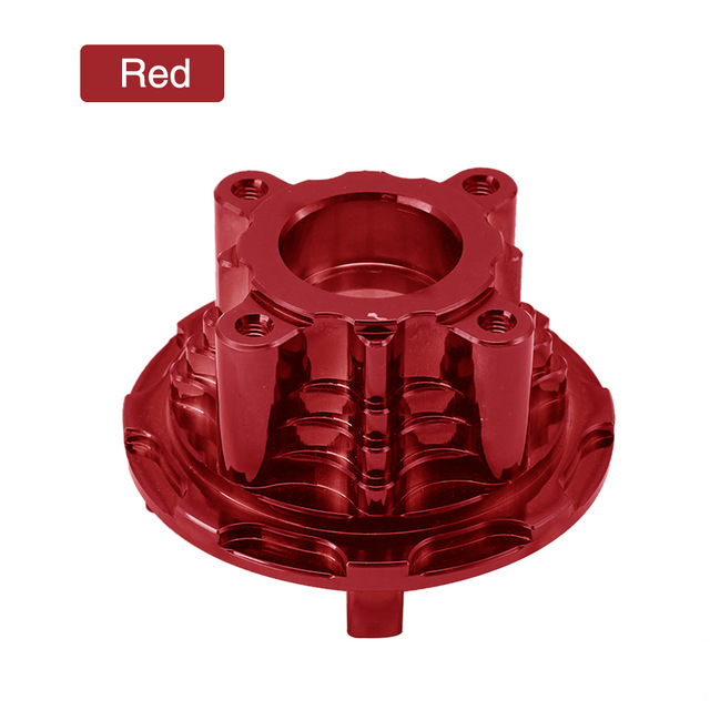 Racing Motorcycle Spare Part Sprocket Seat For Yamaha LC135 CNC Motor Accessories red