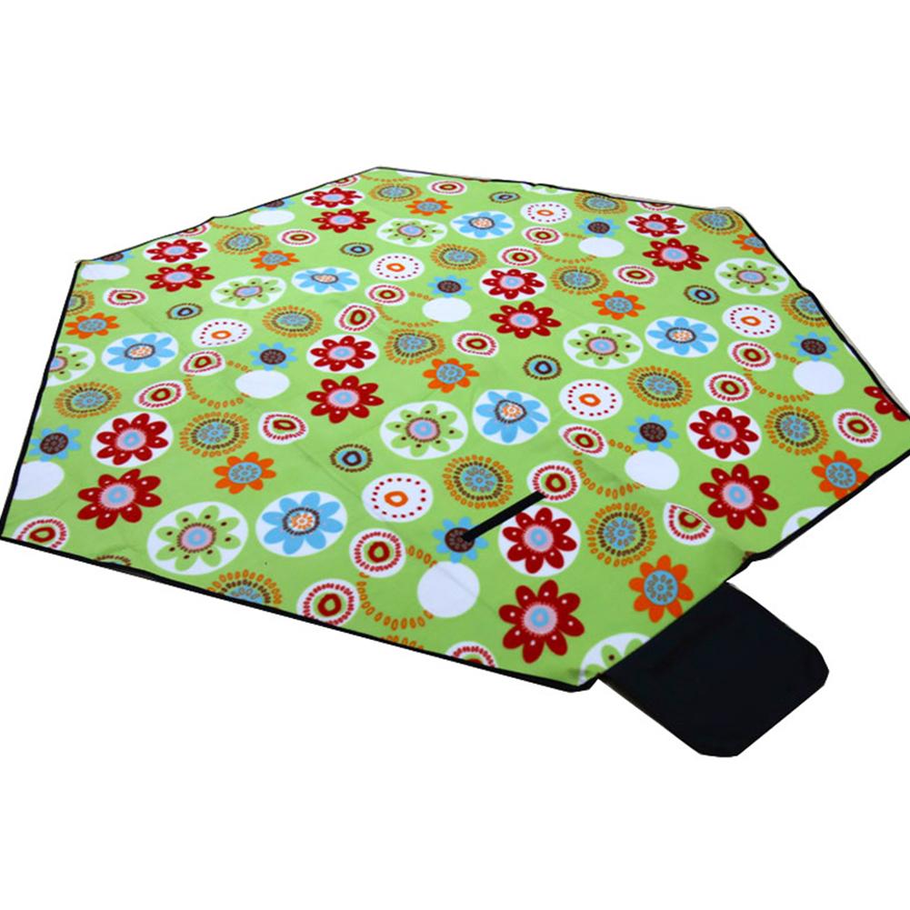 Cashmere Picnic Mat Tent Sleeping Pad Foldable Beach Camping Mat blanket