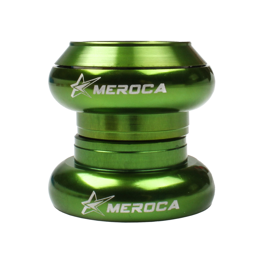 MEROCA Bicycle Headset 29.6mm Headset for Kid Balance Bike special for strider & kuka Children balance bicycle green