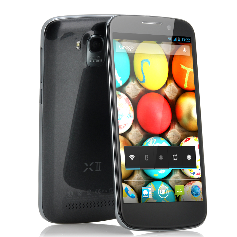5 Inch Android 4.2 1080P Phone - UMI X2 (Gr)
